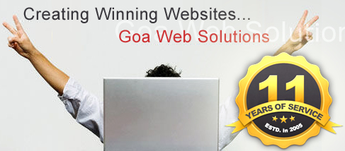 Proving web designing, web hosting and domain registrations in Goa